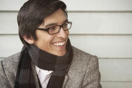 Young Man in tweed jacket.