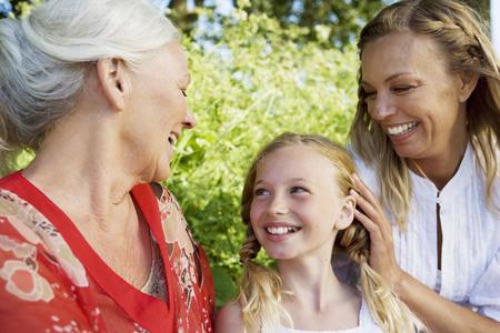 3 generaciones juntas