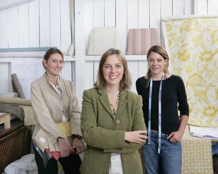 fulfill: 3 women small business team