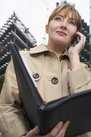 reconocimientos: Mujer, móvil LANG_EVOIMAGES