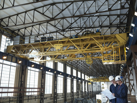 interrogations: Engineers Above Turbine Hall LANG_EVOIMAGES