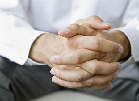 Close-up of hands LANG_EVOIMAGES