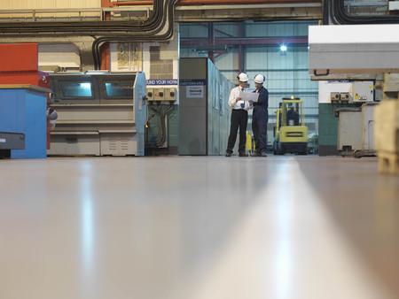 techniek: Ingenieurs In De Fabriek