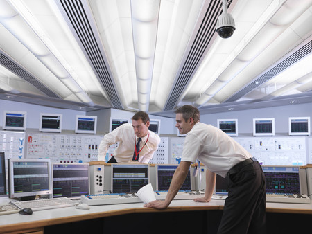 liable: Operators in control room