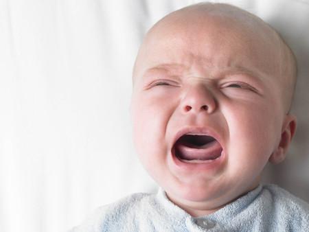 cried: Baby-boy crying