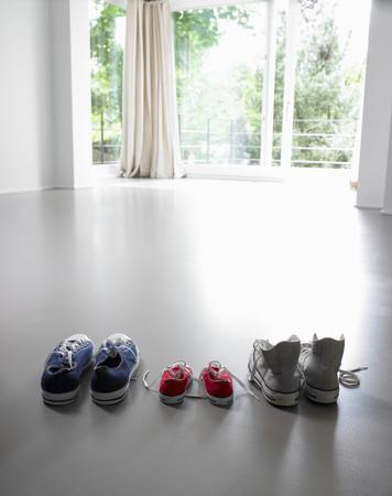 Familys shoes