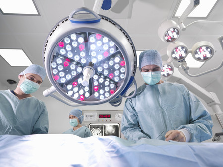 allies: Surgeons operating in theatre