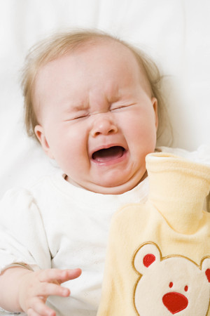 cried: Baby crying
