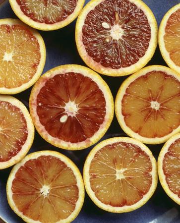 refreshed: Food - Blood oranges cut in half LANG_EVOIMAGES