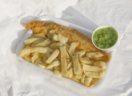 tempted: Traditional Fish & Chips LANG_EVOIMAGES
