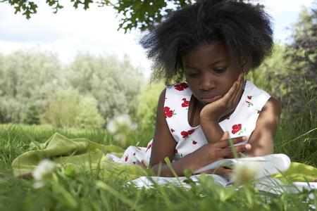 istruzione: Bambini in giardino