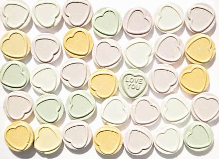 passions: Love Heart Sweets
