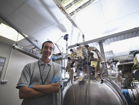 proudly: Fusion Reactor Scientist At Work
