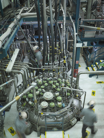 reactor: Fusion Reactor Scientists At Work
