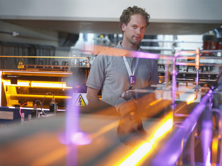 advances: Fusion Reactor Scientist With Lasers
