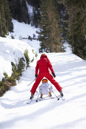 teaches: Ski Lesson