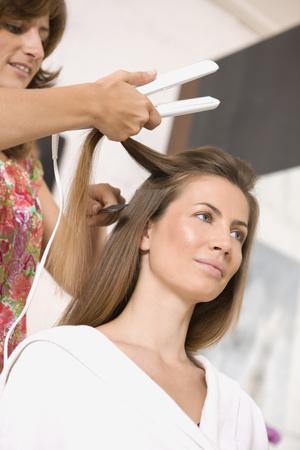 techniek: Beauty Salon