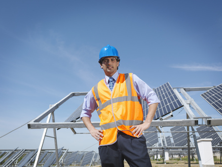 defended: Spanish solar power station and engineer