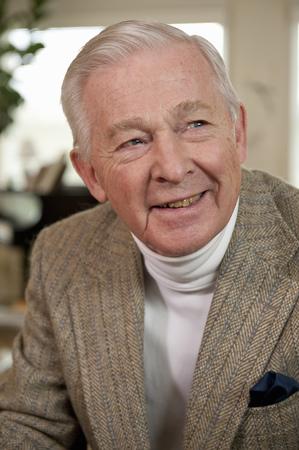 ninety's: Portrait of senior man