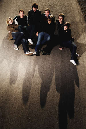 loitering: Young college people