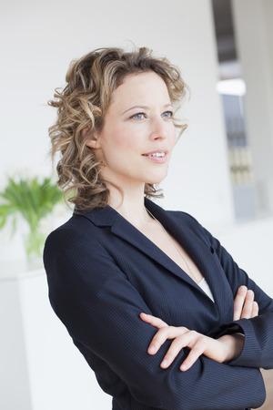 Woman business portrait