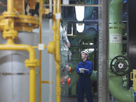 coveralls: Engineer in Turbine Hall LANG_EVOIMAGES