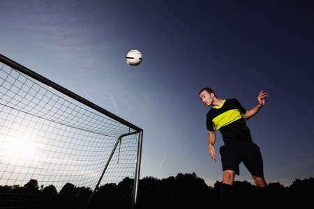 scored: Football