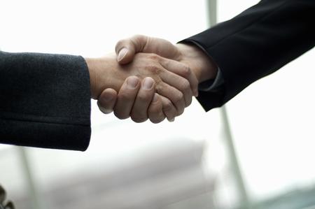 consent: Handshake