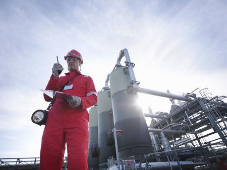 defended: Worker at underground gas storage plant