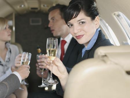 lavishly: Successful businesswoman