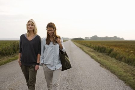 remoteness: Girls on the road