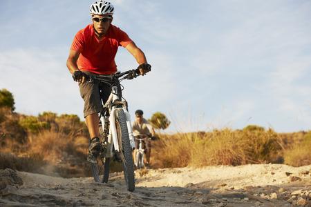 pursuing: Mountain Biking