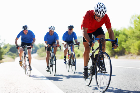 defended: Cycle Racing