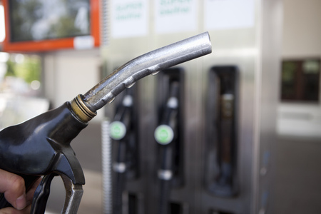 Gas pump nozzle LANG_EVOIMAGES