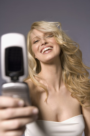 Fun with mobilephone