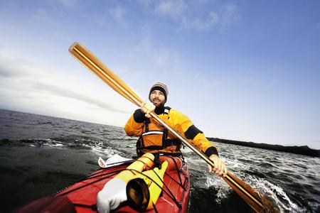 Kayaker en ver LANG_EVOIMAGES