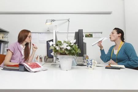 pcs: Women working in an office