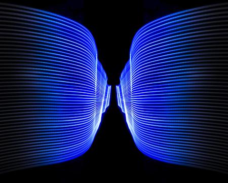 Light stripes LANG_EVOIMAGES
