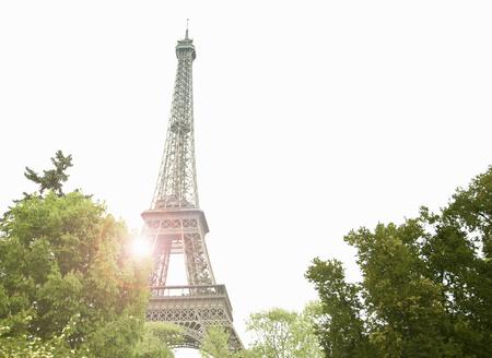 histories: Eiffel Tower in Paris