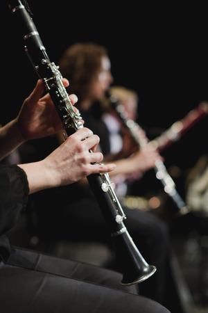 clarinete: Clarinete en orquesta