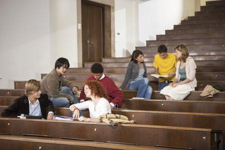 spolužák: Studenti lenoší ve třídě