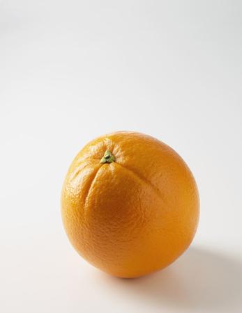 close up food: Close up of orange