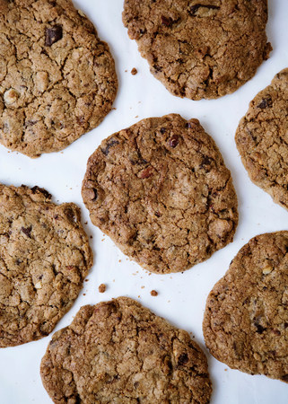 Homemade oat cookies LANG_EVOIMAGES