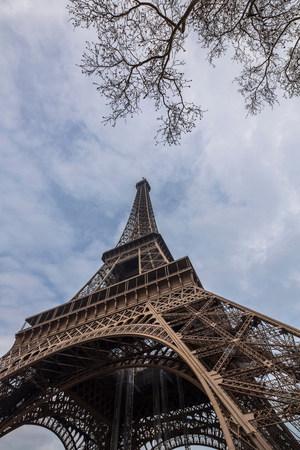 complicated journey: Eiffel Tower,Paris,France