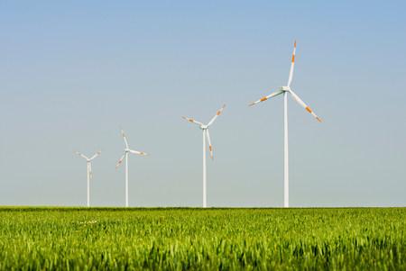futures: Wind turbines,Selfkant,Germany