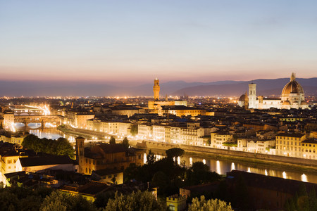 Florence cityscape LANG_EVOIMAGES