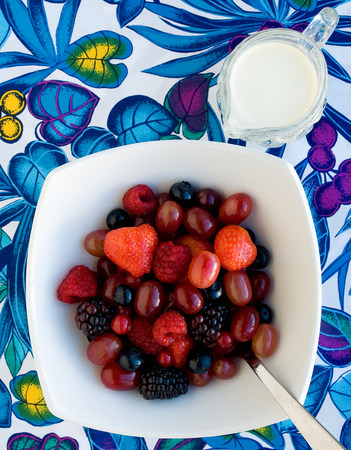 nourishing: Berries