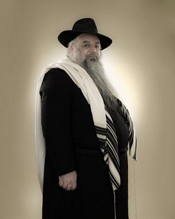 rabbi: Portrait of a rabbi LANG_EVOIMAGES