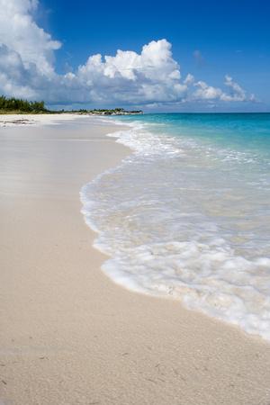 seascapes: Beach, Turks & Caicos Islands. LANG_EVOIMAGES