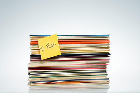 overworking: Adhesive note on files LANG_EVOIMAGES